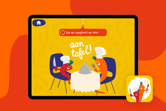 Cooking App for the Whole Family
