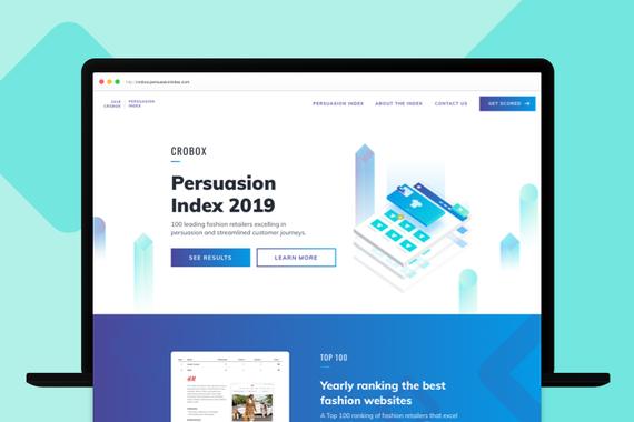 Web Design for Online Persuasion Index