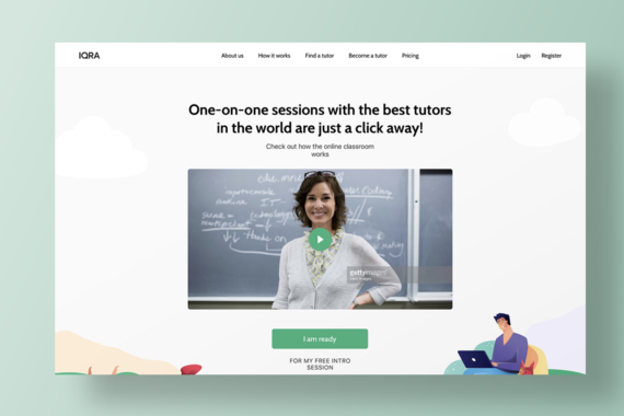 IQRA — The Future of Online Learning