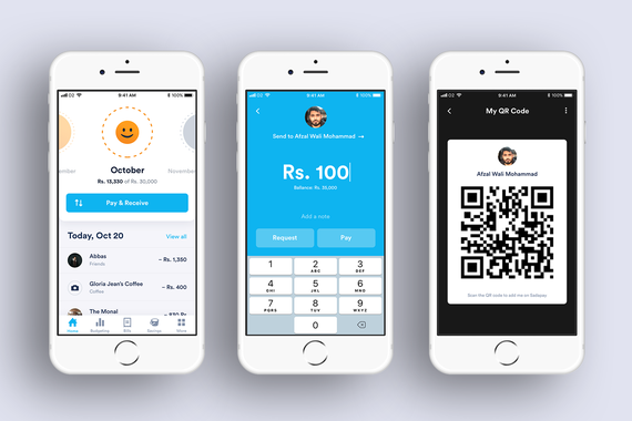 Sadapay —  Mobile Banking for Pakistan