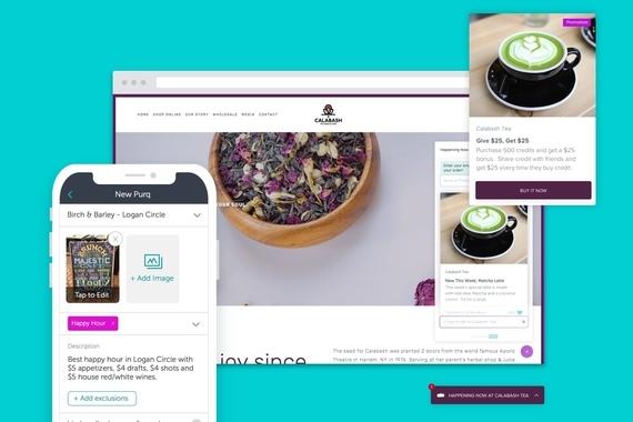 Purq Publishing Platform