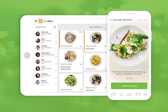 Mobile Ordering Platform
