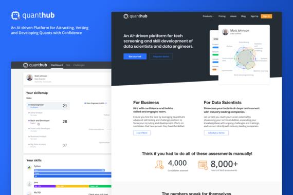 QuantHub.com