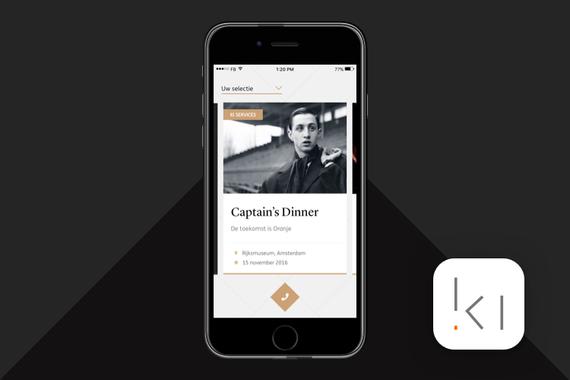 Exclusive High-end Concierge App