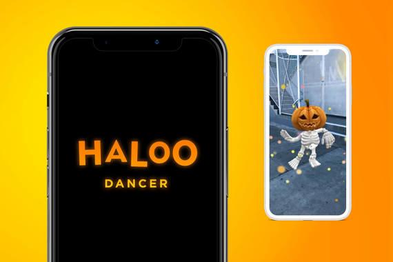 AR Haloo Dancer