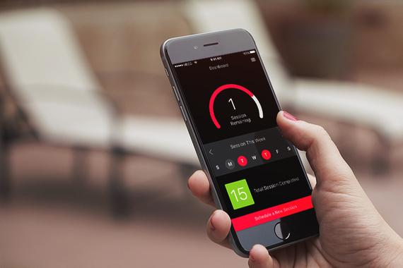Manhattan Exercise Co. Trainer/Client Mobile App