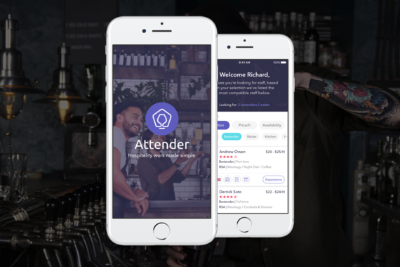 Marketplace for Matching Venues with Bar Staff