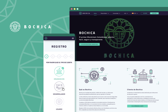 Bochica - First Colombian Blockchain Network