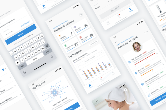 Dermalogica – My Skin Fitness iOS App