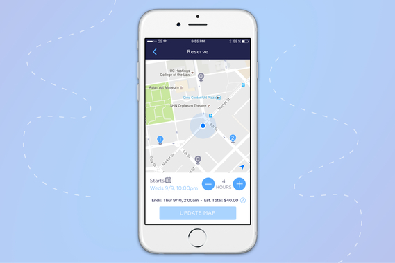 Shared Mobility Platform