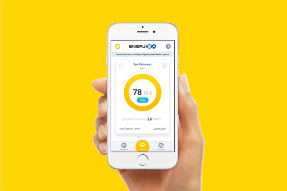 Enerjisa | E.ON Electricity Consumption App