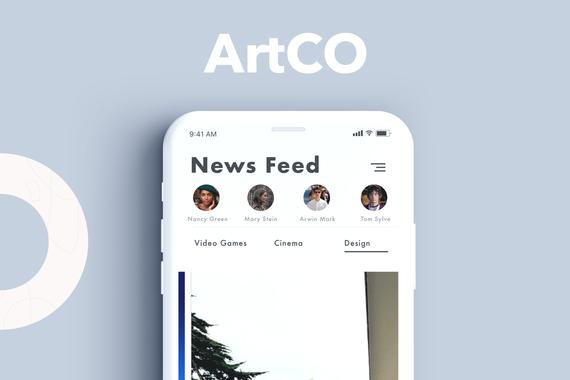 ArtCO Art Community App
