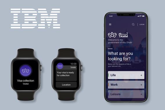 IBM: Abu Dhabi Government