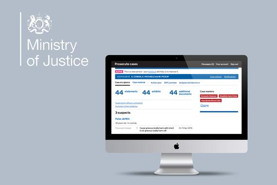 UK.GOV: Ministry of Justice