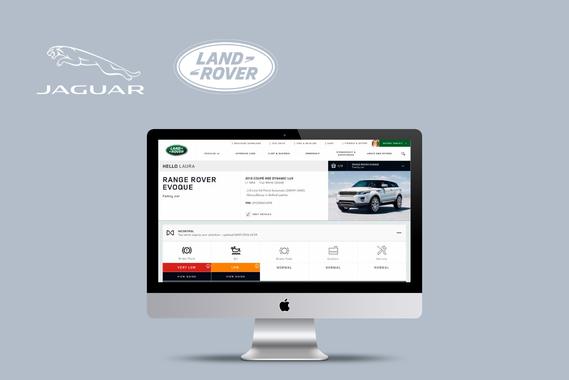 Spark44: Jaguar Land Rover