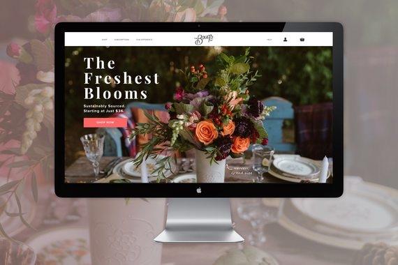 Flower Delivery Platform