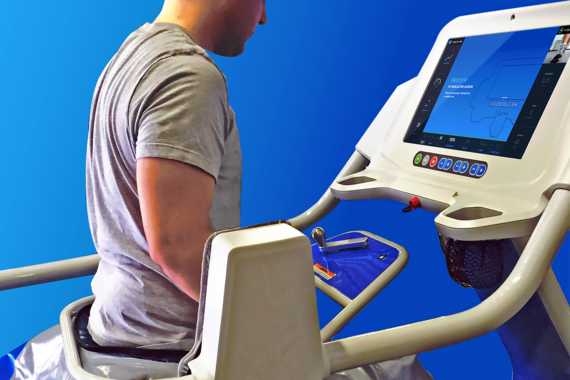 Physical Therapy Treadmill