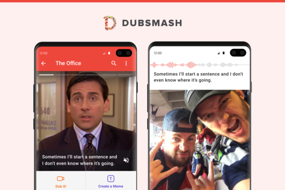 Dubmash iOS/Android
