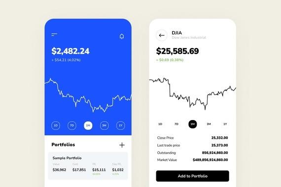 JStock App