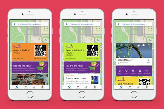 Resort Guest Mobile App