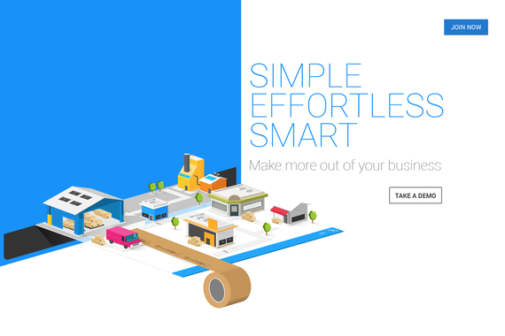 Tradeedge - Distribution Management System for Retailers