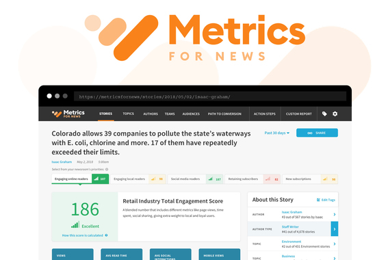 Empowering Journalists to Measure and Improve Their Performance