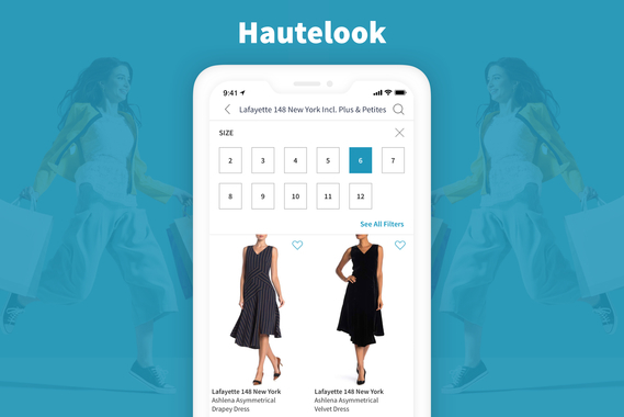 Hautelook - The Proactive Filter