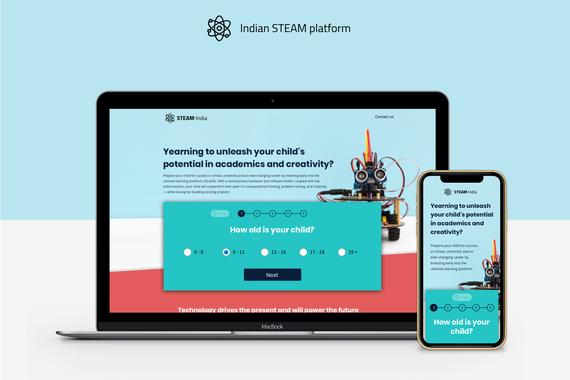Indian STEAM Platform