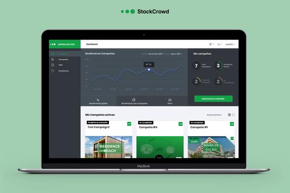 Investment and Fan-raising Platform