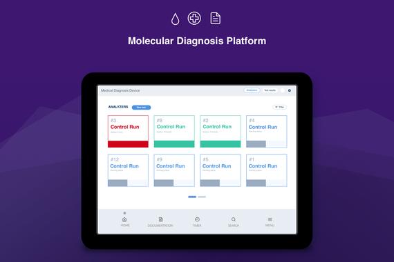 Molecular Diagnosis Platform