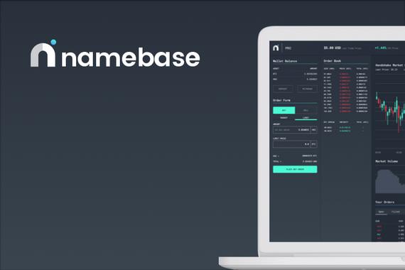 Namebase.io Pro Crypto Exchange