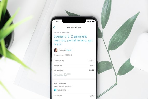 Airtasker | Marketplace Payment Records