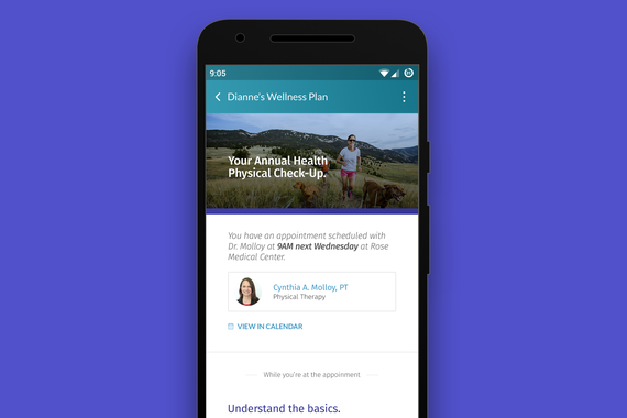 HealthGrades Android App