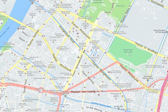 Nokia/HERE | Map Design