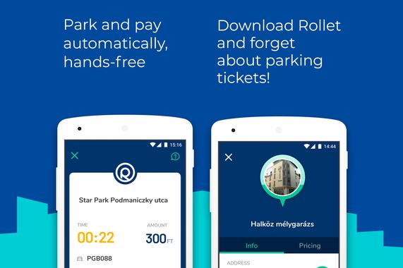 Rollet Mobile App