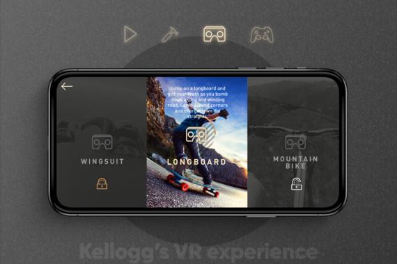 Kellogg's VR Experience