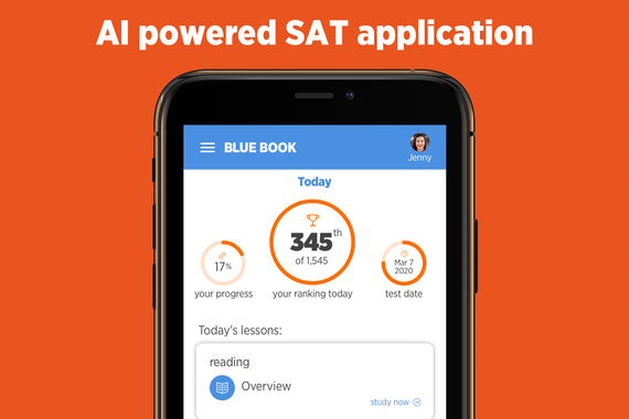 AI-Powered SAT Application