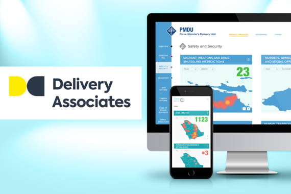 Delivery Associates Web and Mobile App Platform