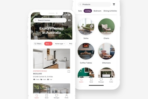 Real Estate and Home-related Service Platform
