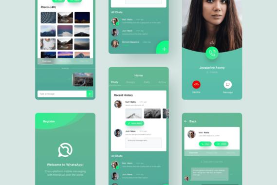 Messaging App Concept