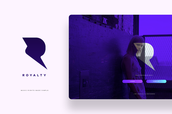 Royalty | Music Platform