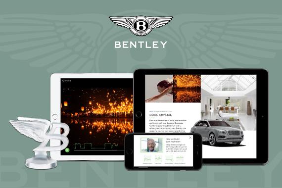 Bentley Inspirator App