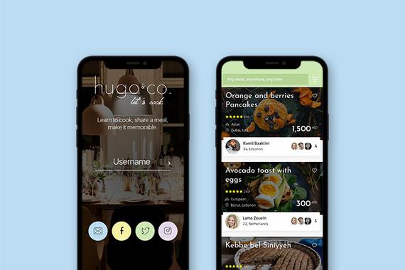 Hugo&Co. App