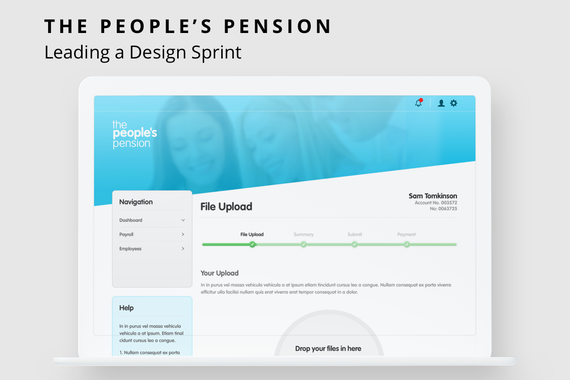 The People's Pension Design Sprint