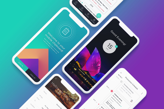 Event Manager Mobile App