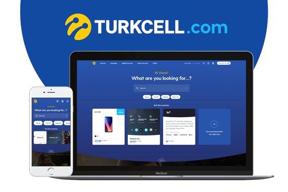 Turkcell.com.tr User Experience Design
