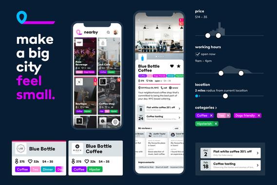 Pindrip Mobile App