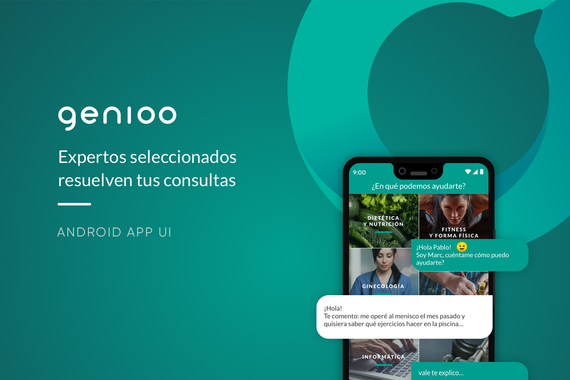 Genioo | Chat App