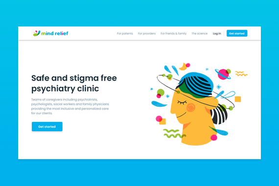 Mindrelief | Safe and Stigma-free Psychiatry Clinic