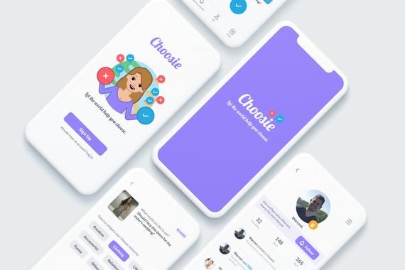 Social Swipe iOS App
